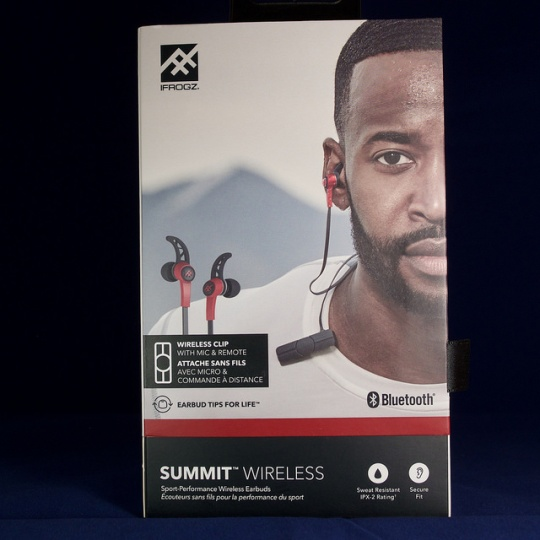 iFrogz Summit Wireless Headphones $34.99