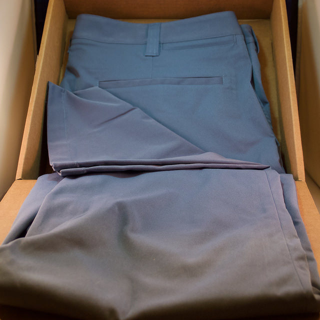 Steel Blue Tailored Fit Chino $125