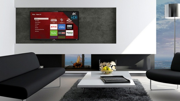 TCL S-series -photo courtesy of TCL