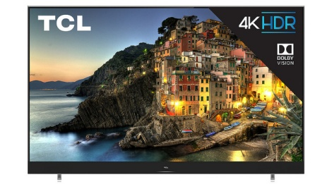 TCL C-series -photo courtesy of TCL