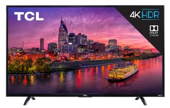 TCL P-series -photo courtesy of TCL